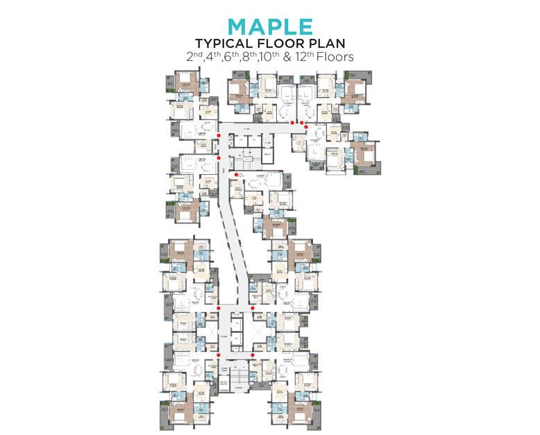 Maple-2-4-6-Floor