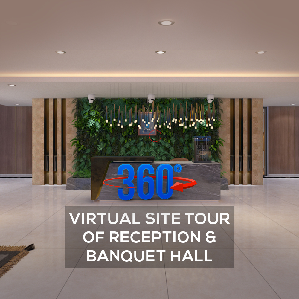 Virtual Tour Reception
